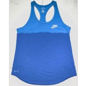 Nike DRI-Fit Racerback Tie-Dye Tank‼️READ NOTES‼️